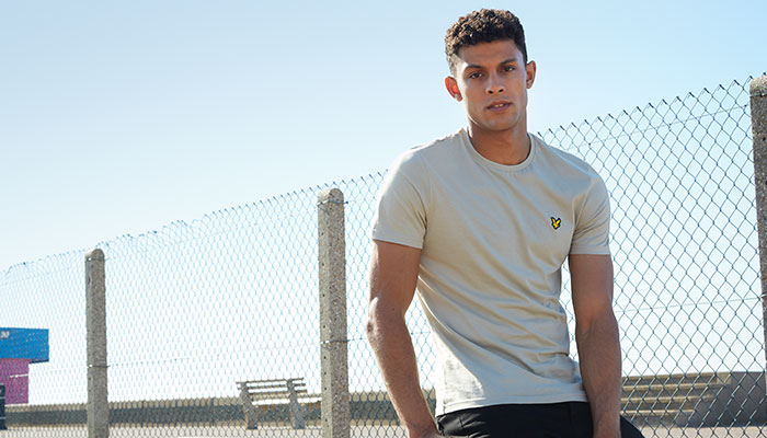 Lyle & Scott Spring Outfits