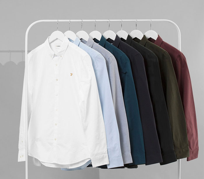 Shop Men's Farah Shirts
