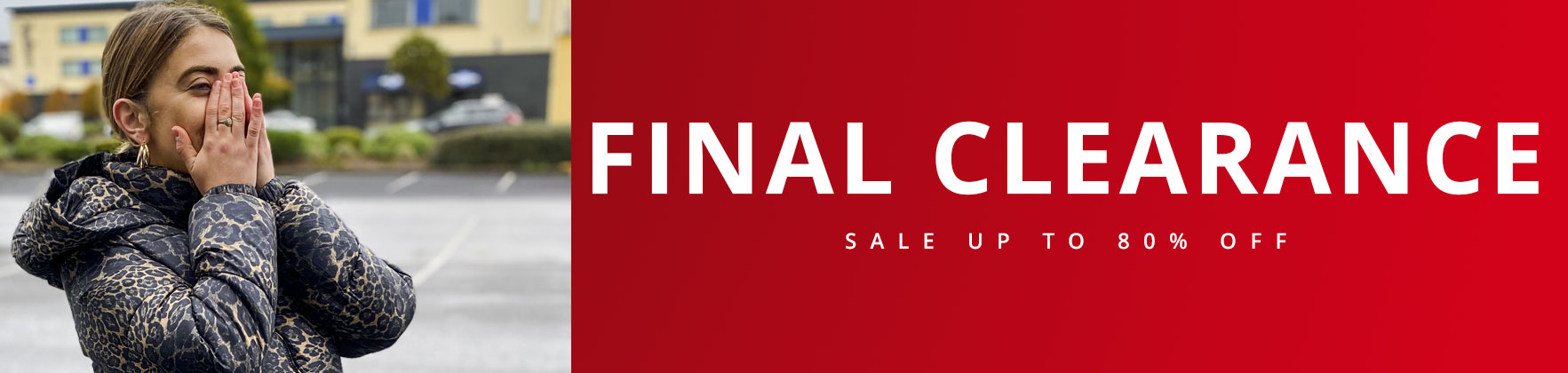 Women's Final Clearance Sale up to 80% OFF- Clothing, Trainers, Boots, Jackets, Dresses and more up to 70% off