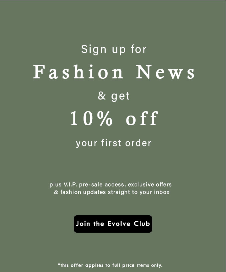 Sign up to Fashion News