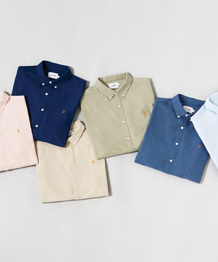 Shop Farah Shirts