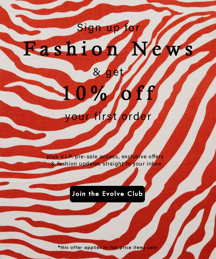 Sign up for Fashion News