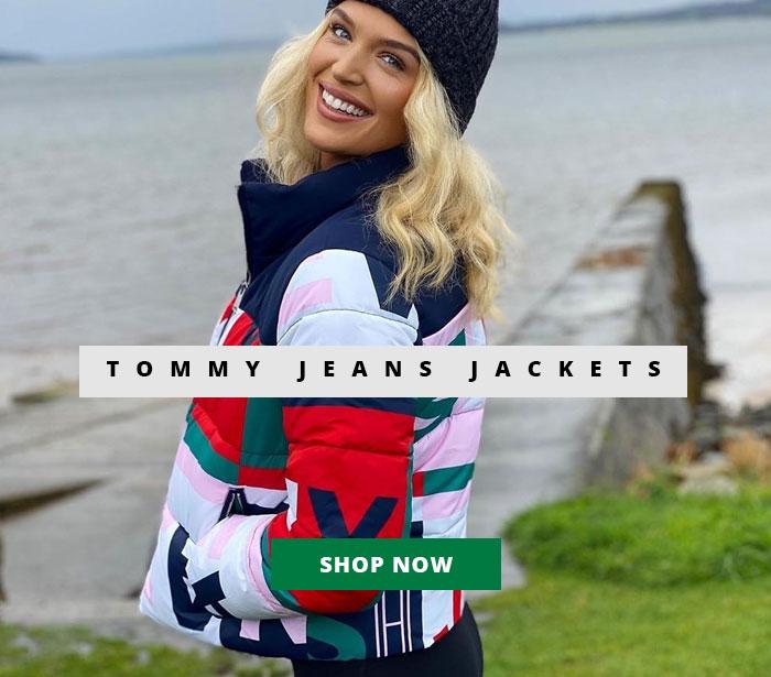 Shop Tommy Jeans Women's Jackets
