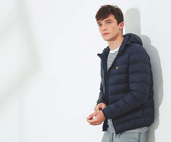 Shop Men's Coats & Jackets - Hilfiger, Lyle & Scott and much more - unbeatable prices.
