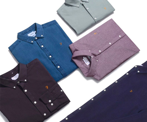 Shop men's shirts - Farah, Hilfiger, Lyle & Scott and much more