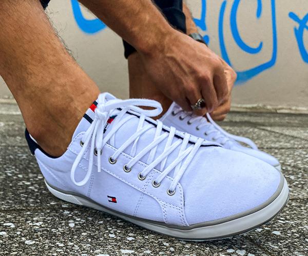 Shop Men's Trainers - Hilfiger, Adidas Originals, New Balance and much more