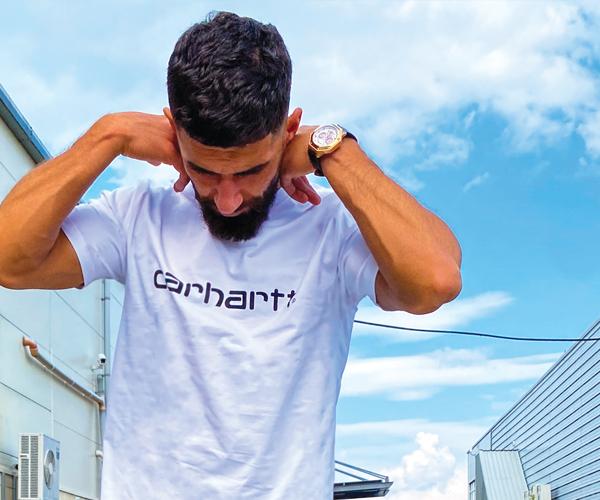 Shop Men's T-Shirts, Hilfiger, adidas, Carhartt and much more