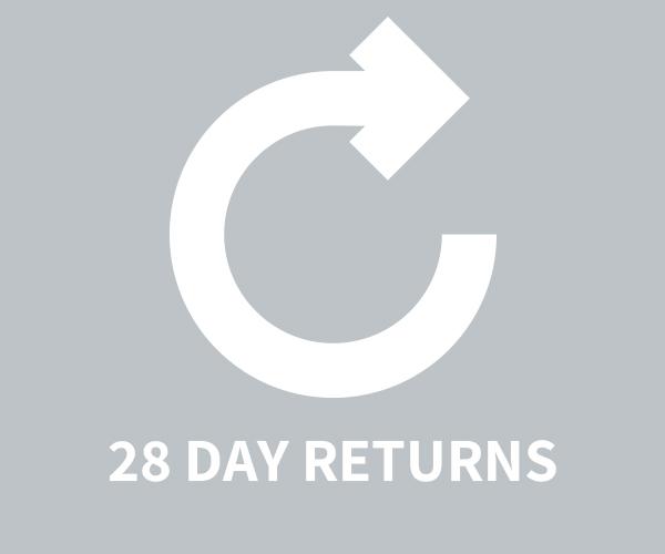Returns Policy Ireland - Evolve Clothing