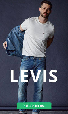 Shop Men's Levi's Clothing