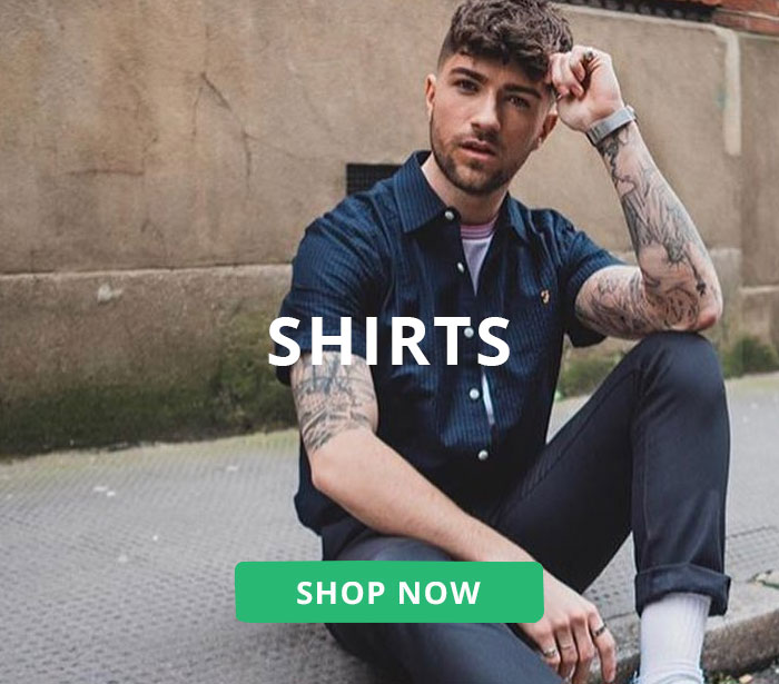 Shop Men's Shirts