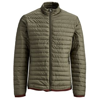 Jack & Jones Premium Olive Night Light Jacket