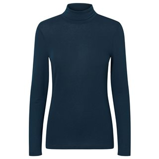 Vero Moda Ponderosa Pine Carla Long Sleeve High Neck Top