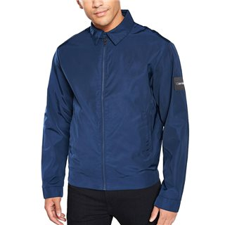 Calvin Klein Navy Harrington Jacket