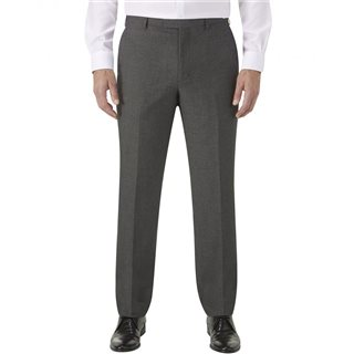 Skopes Grey Harcourt Tailored Suit Trousers