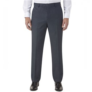Skopes Blue Harcourt Tailored Suit Trousers