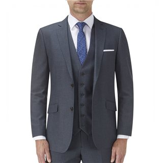 Skopes Blue Harcourt Tailored Suit Jacket