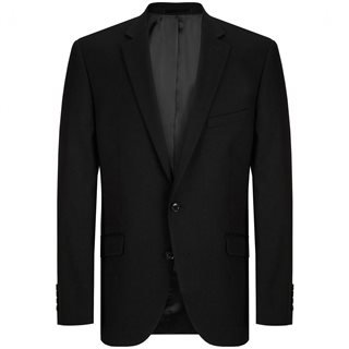 Daniel Grahame Black 2-Piece Suit
