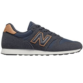 New Balance Navy Blue 373 Trainer