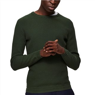 Selected Homme Mountain View Oliver Knitted Crew Neck