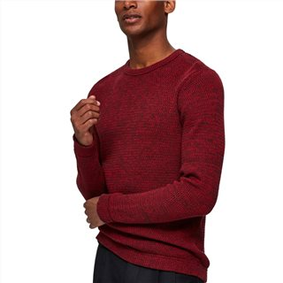 Selected Homme Cotton Knitted Pullover