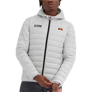 Ellesse Light Grey Lombardy Padded Jacket