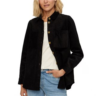 Vero Moda Black Cairo Shirt Jacket