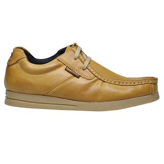 Base London Tan Event Shoes