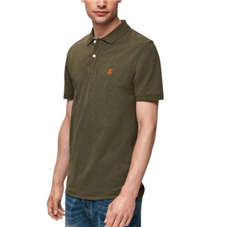 Selected Homme Short Sleeve Aro Polo Shirt