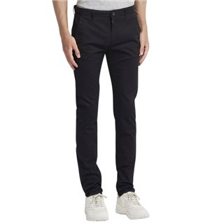Farah Black Drake Slim Fit Chinos