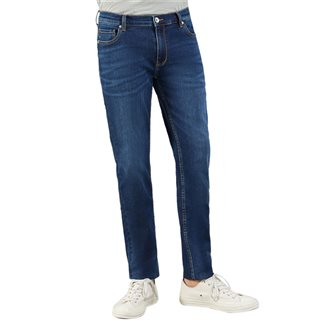 Farah Mid Denim Drake Slim Fit Stretch Jeans