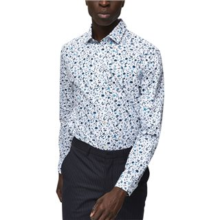 Selected Homme Slim Fit Long Sleeve Shirt
