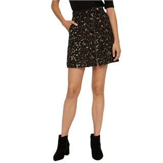 Vero Moda Front Zip Closure Skirt