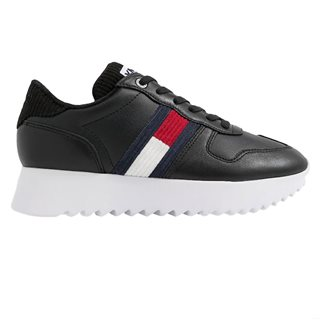 Tommy Hilfiger Footwear Corduroy Panel Cleated Trainers