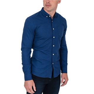 Tommy Bowe XV Kings Blueberry Squash Greystanes Long Sleeve Shirt