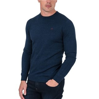 Tommy Bowe XV Kings Space Mix Finn Valley Crew Neck Sweater