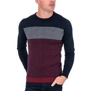 Tommy Bowe XV Kings Multi Band Aberdeen Crew Neck Sweater