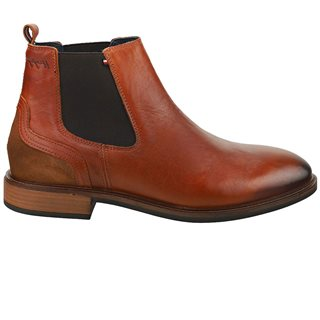 Tommy Hilfiger Footwear Brandy Elevated Leather Mix Chelsea Boots