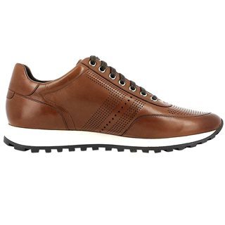 Gordon And Bros Cognac Conte Trainers