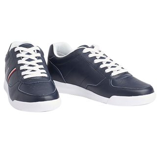 Tommy Hilfiger Footwear Midnight Lightweight Leather Trainers