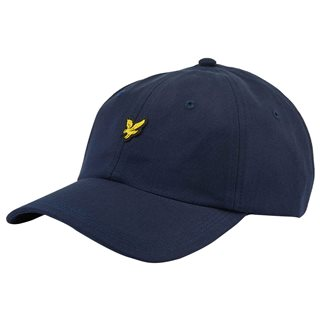 Lyle & Scott Dark Navy Baseball Cap