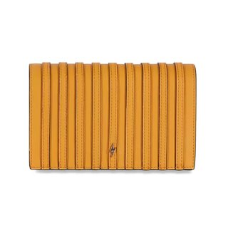 Paul's Boutique Mustard Vivienne Shoulder Clutch Bag
