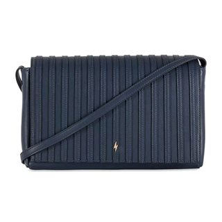 Paul's Boutique Navy Lily Cross Body Bag