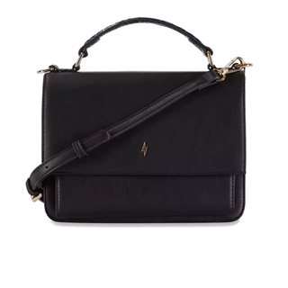 Paul's Boutique Black Christy Mini Satchel