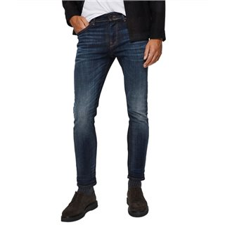 Selected Homme Dark Blue 6164 Leon Slim Fit Jeans