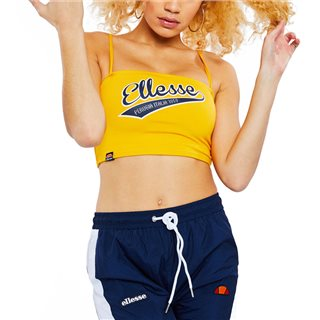 Ellesse Yellow Cambell Top