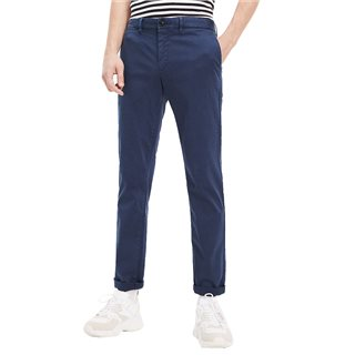 Tommy Hilfiger Moonlit Ocean Denton TH Flex Straight Fit Chinos