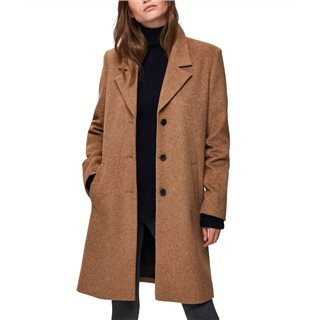 Selected Femme Amphora Salsa Wool Coat