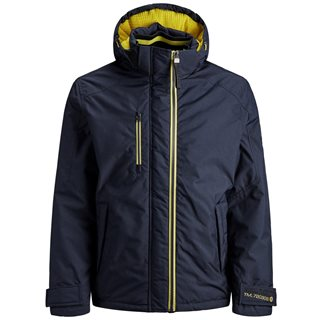 Jack & Jones Core Sky Captain Contrast Coloured Down Jacket