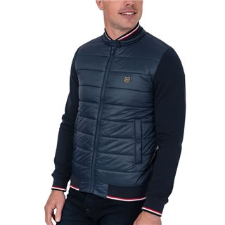 Tommy Bowe XV Kings Classic Navy Singleton Padded Jacket