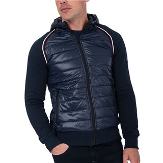Tommy Bowe XV Kings Marine Shine Darwin Padded Jacket